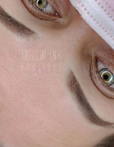 Ombré Brows Perfect finish